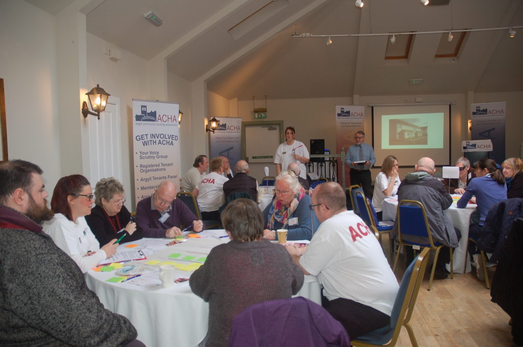 ACHA holds conference in Inveraray