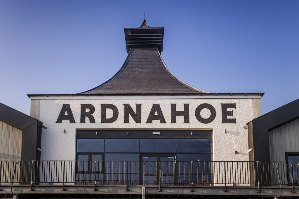 The Whisky Isle's Ardnahoe Distillery opens