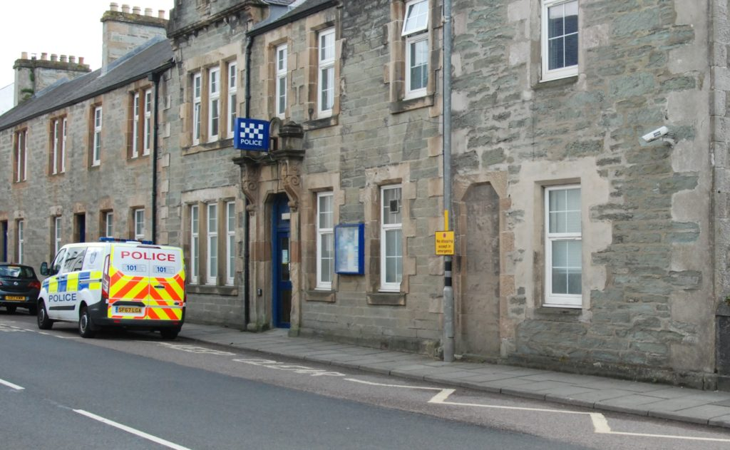 Call to shut Lochgilphead police station