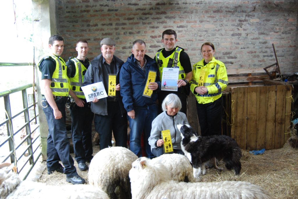 Preparing to deal with dog attacks on livestock