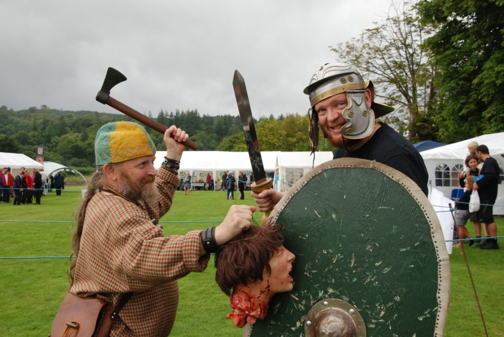 Support your local Pictish festival