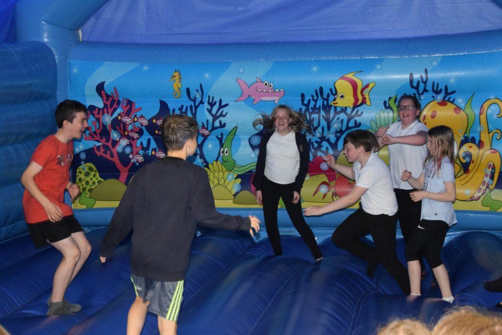 Lochgilphead Primary School Summer Fayre is a big hit