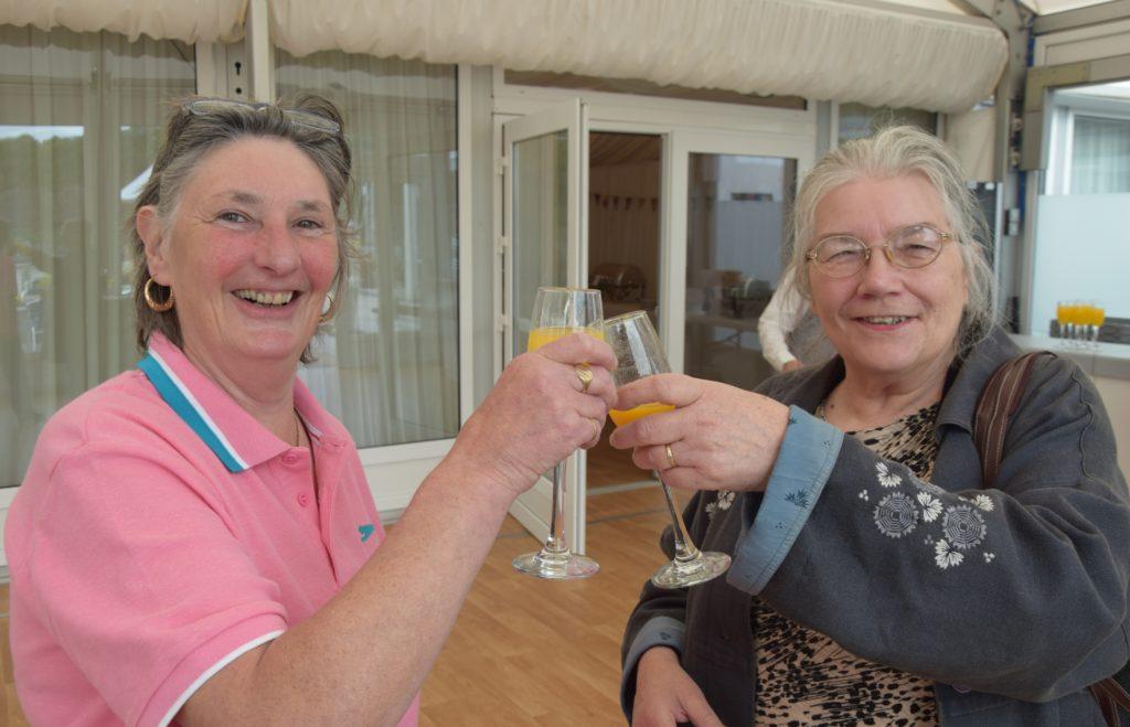 Dochas treats carers to luxury break in Portavadie