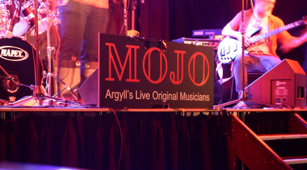Show us your MOJO