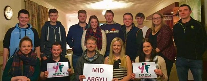 Join the fun at Mid Argyll young farmers