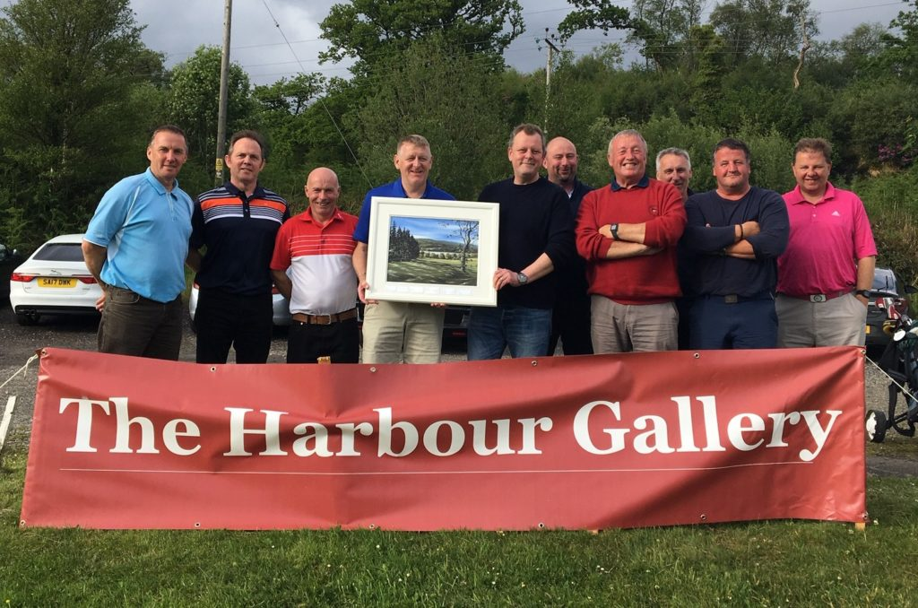 Tarbert Golf Club's Harbour Gallery Open