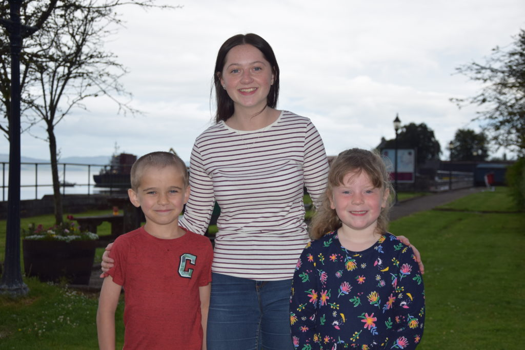 Rachael chosen as Ardrishaig Gala Queen