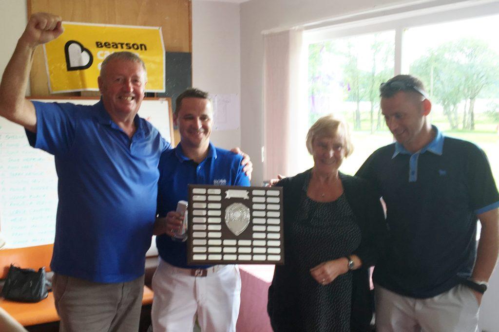 Tarbert Golf Club competes for Wee Joe Memorial Shield