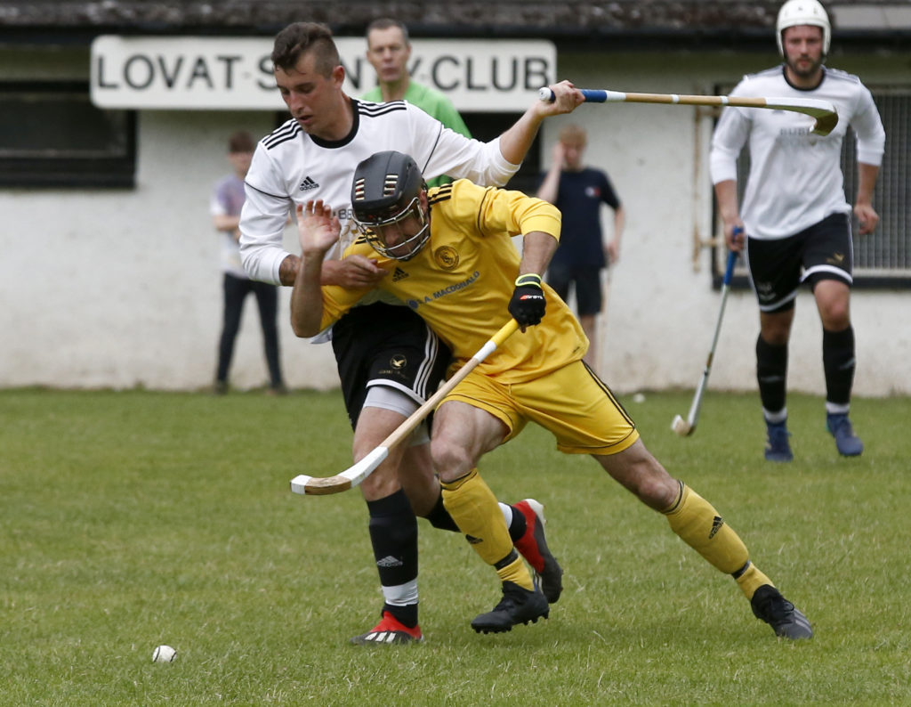 Inveraray pipped by second half Lovat performance