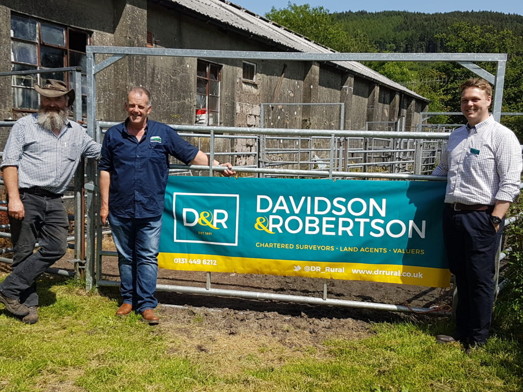 Tenant farmers urge others to engage in waygo amnesty at Inveraray workshop