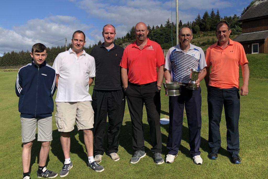 Lochgilphead Golf Club Gents Open