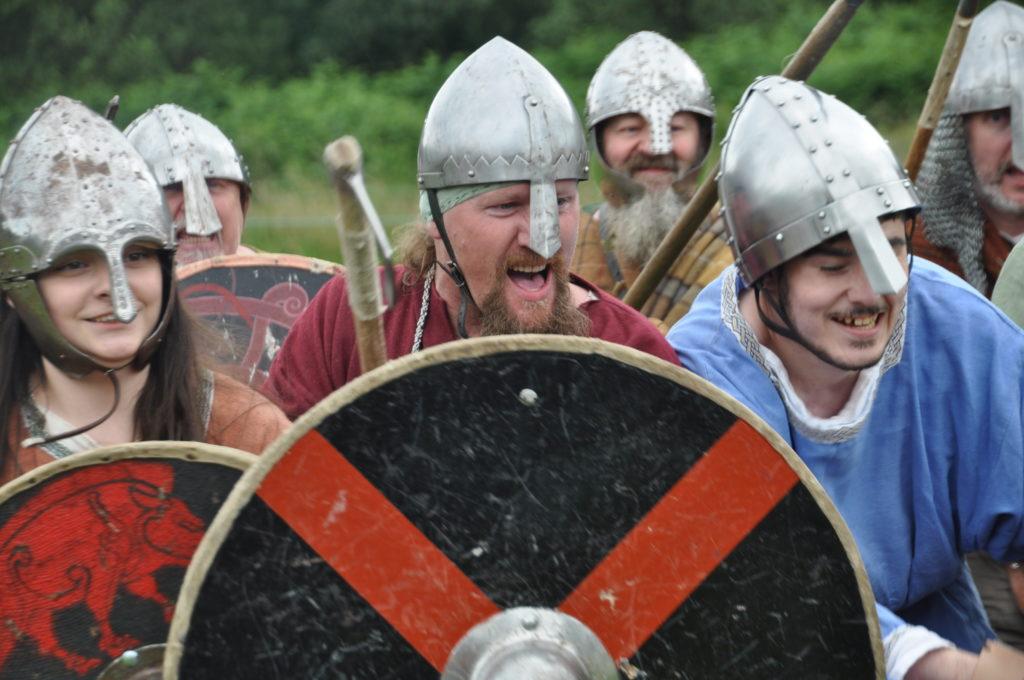 Pillaging and fun as Vikings invade Tarbert