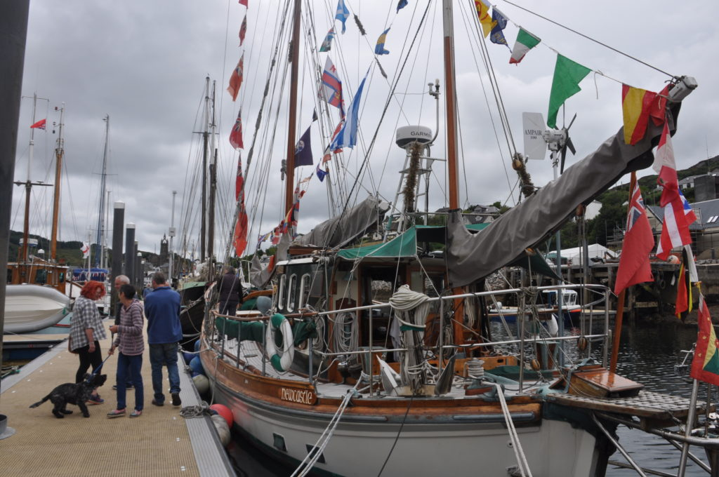 Traditional Boat Festival sails into Tarbert