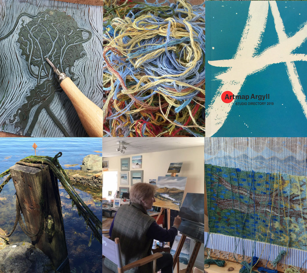 Artmap returns to Argyll for 2019