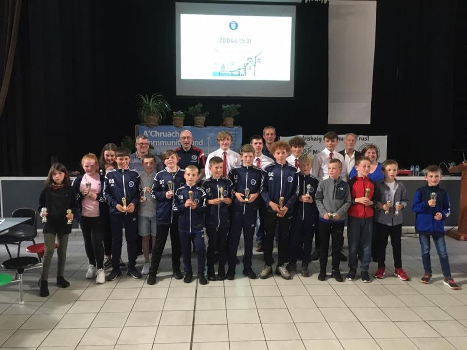 Soccer centre celebrates another year of success