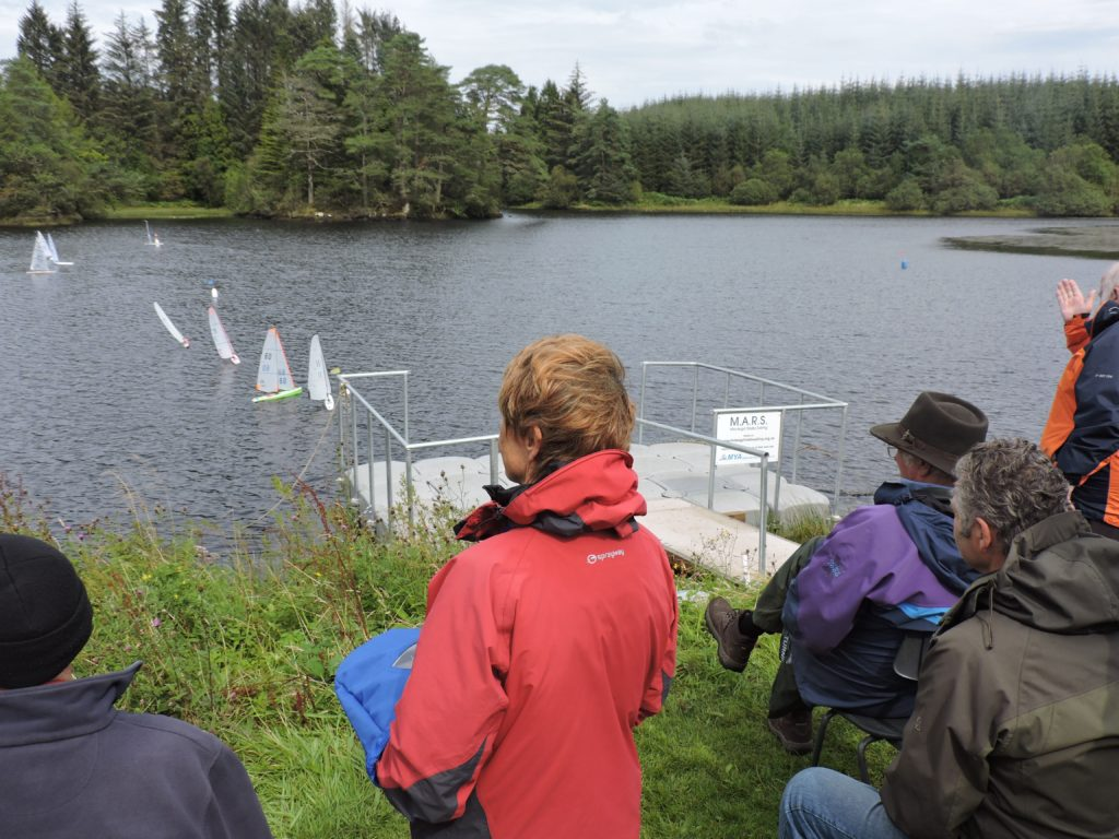 Mid Argyll course draws skippers and compliments