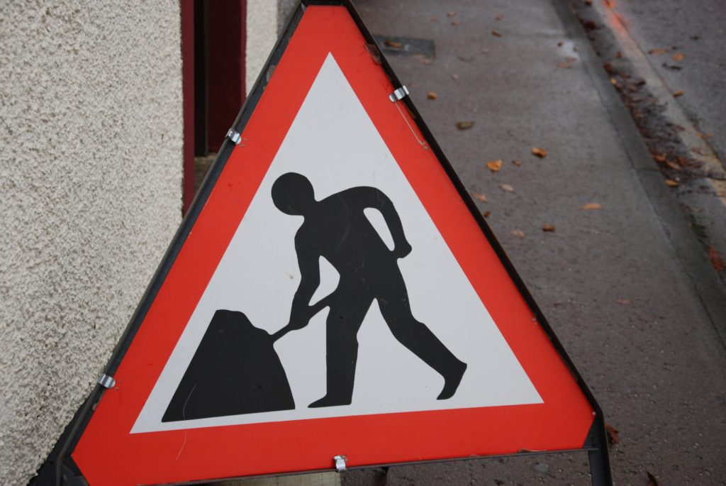 Overnight surfacing improvements begin on A82