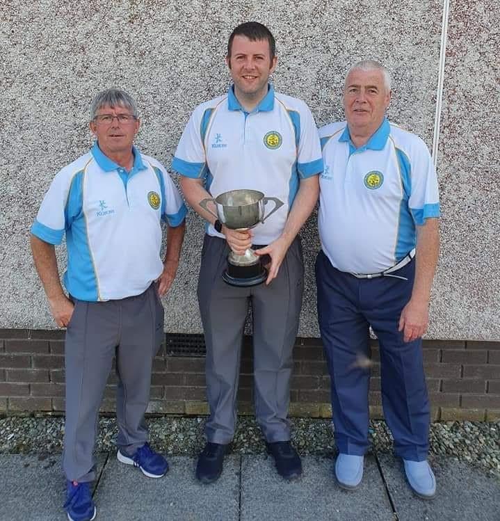 End of outdoor season for Lochgilphead Bowling Club