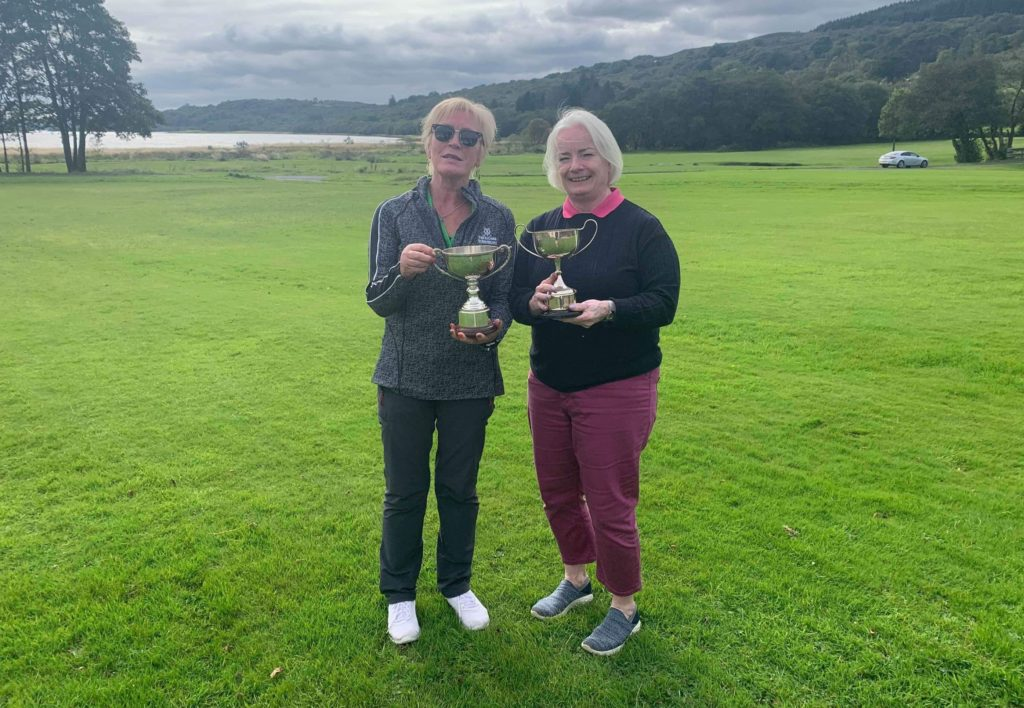 Tarbert ladies tee off for trophies