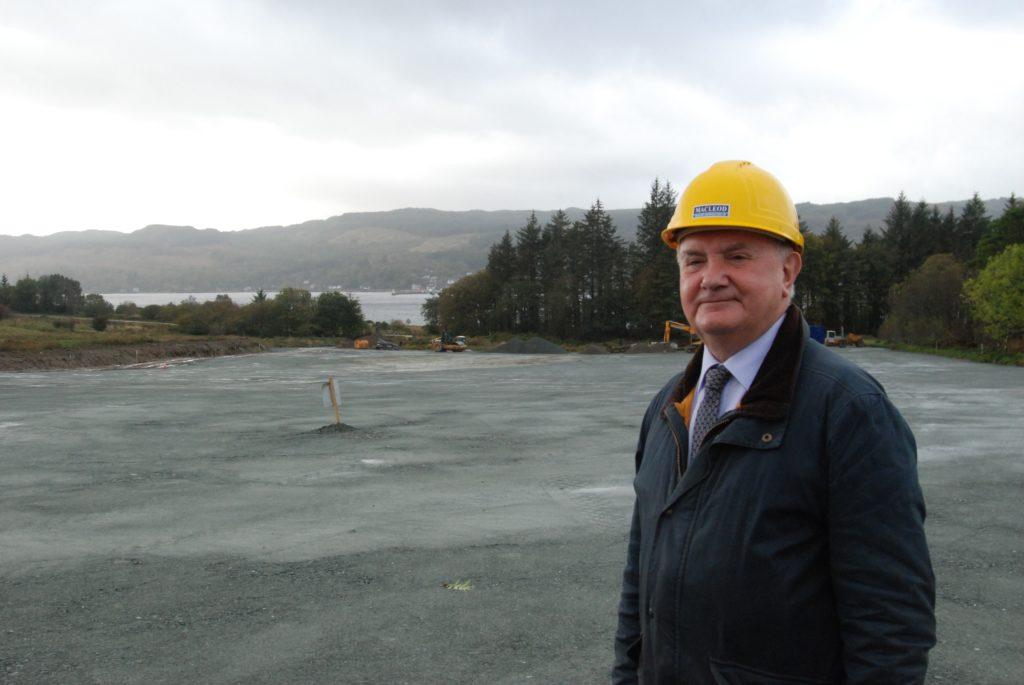 Pylon renewal hub 'will be good for Mid Argyll'