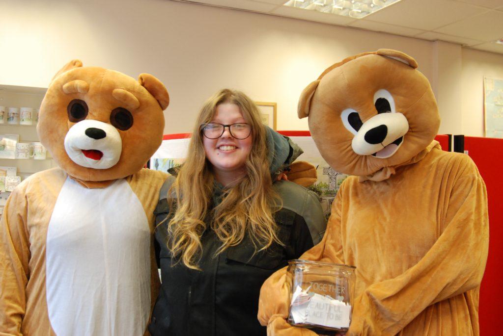 Care Bears spread Lochgilphead kindness