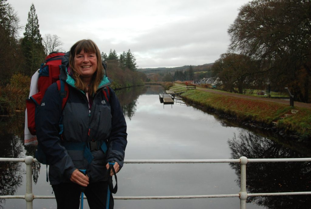 Karen's 20,000 mile trek for dementia research