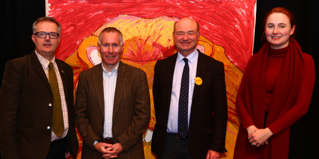 Candidates face climate change heat at Lochgilphead hustings