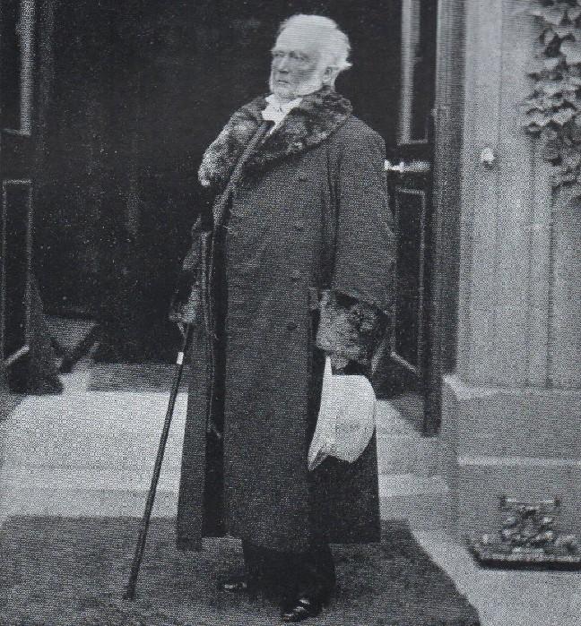 George, the 8th Duke of Argyll